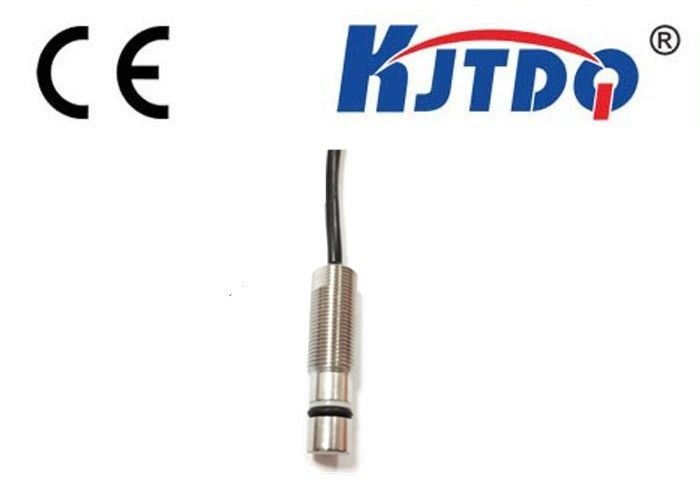 Small Position Inductive Proximity Switch , High Precision Pressure Sensor 4mm Distance
